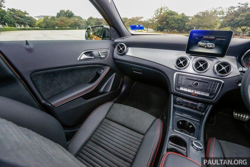 试驾:Mercedes-Benz GLA 250 AMG Line,年轻热血! Image #38525