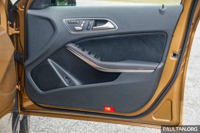 试驾:Mercedes-Benz GLA 250 AMG Line,年轻热血! Image #38530