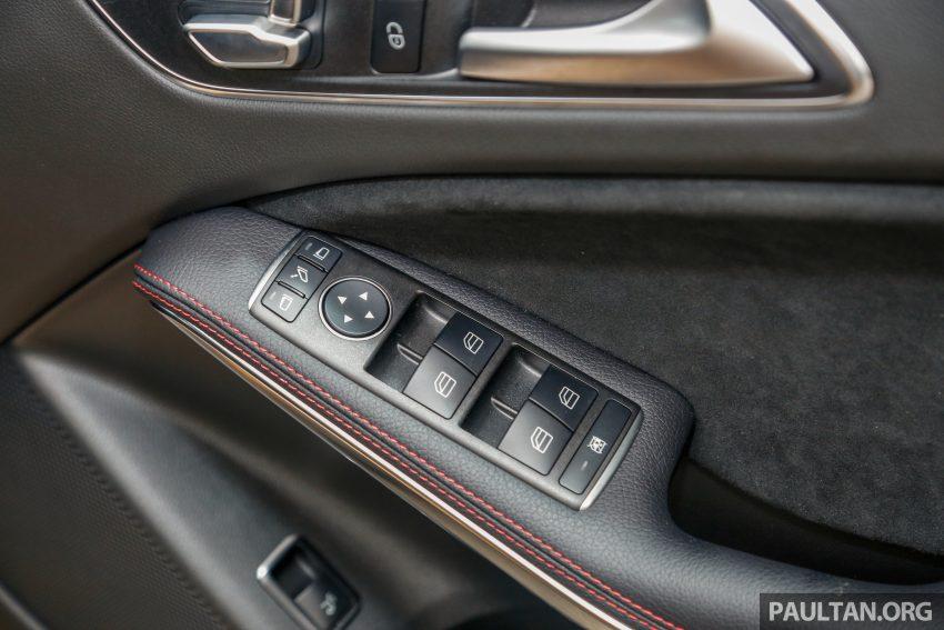 试驾:Mercedes-Benz GLA 250 AMG Line,年轻热血! Image #38531