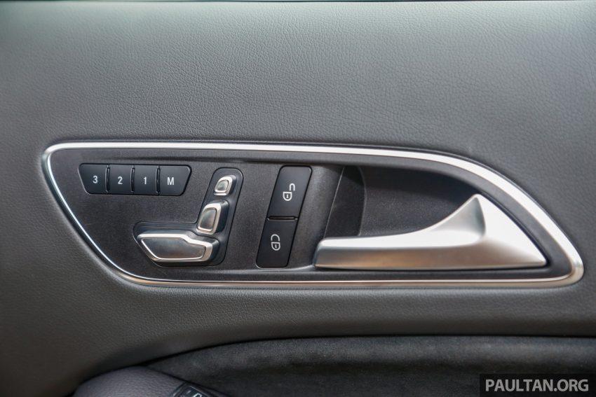 试驾:Mercedes-Benz GLA 250 AMG Line,年轻热血! Image #38532