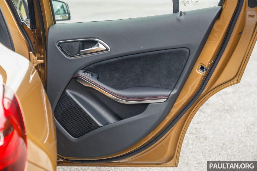 试驾:Mercedes-Benz GLA 250 AMG Line,年轻热血! Image #38538