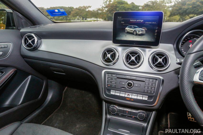 试驾:Mercedes-Benz GLA 250 AMG Line,年轻热血! Image #38510