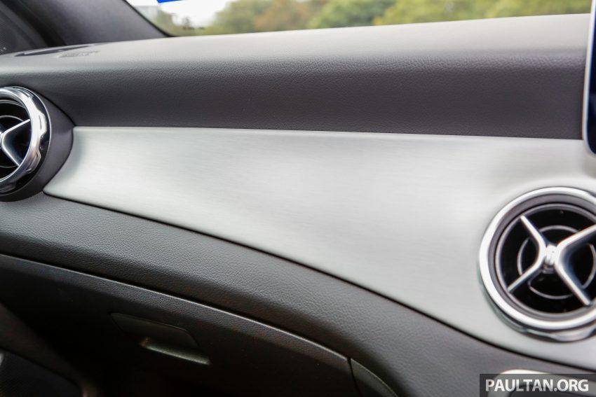 试驾:Mercedes-Benz GLA 250 AMG Line,年轻热血! Image #38511
