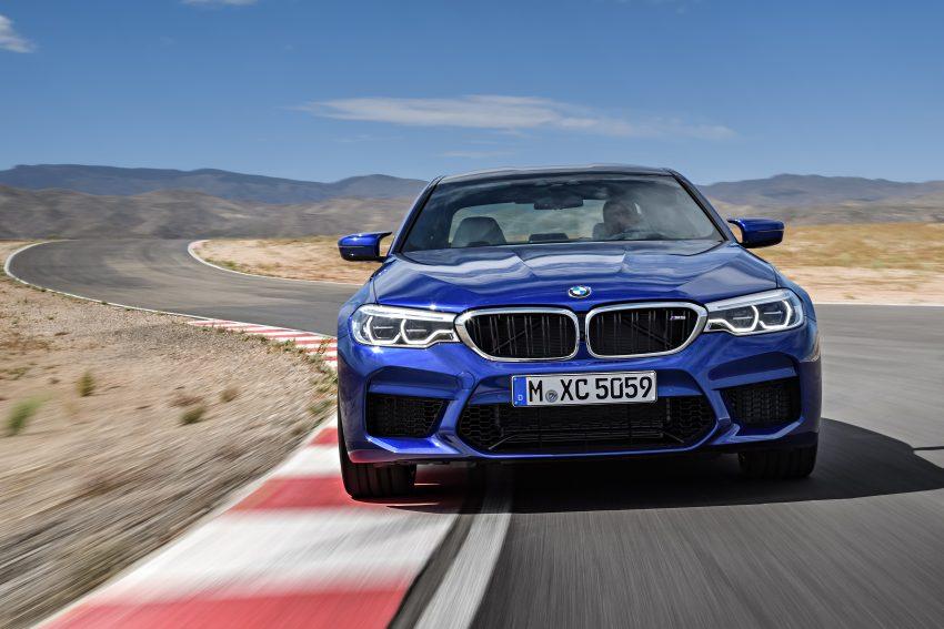 历来最强!F90 BMW M5 正式发表!600 Hp,750 Nm! Image #39889