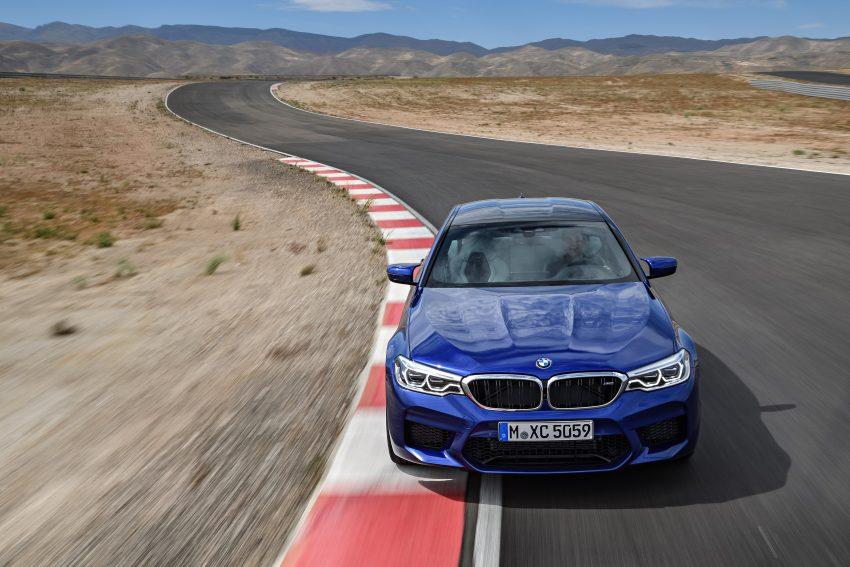 历来最强!F90 BMW M5 正式发表!600 Hp,750 Nm! Image #39890