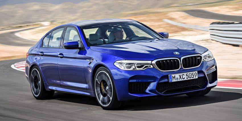 历来最强!F90 BMW M5 正式发表!600 Hp,750 Nm! Image #39893
