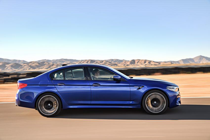历来最强!F90 BMW M5 正式发表!600 Hp,750 Nm! Image #39897