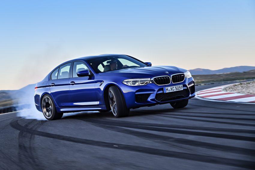 历来最强!F90 BMW M5 正式发表!600 Hp,750 Nm! Image #39899