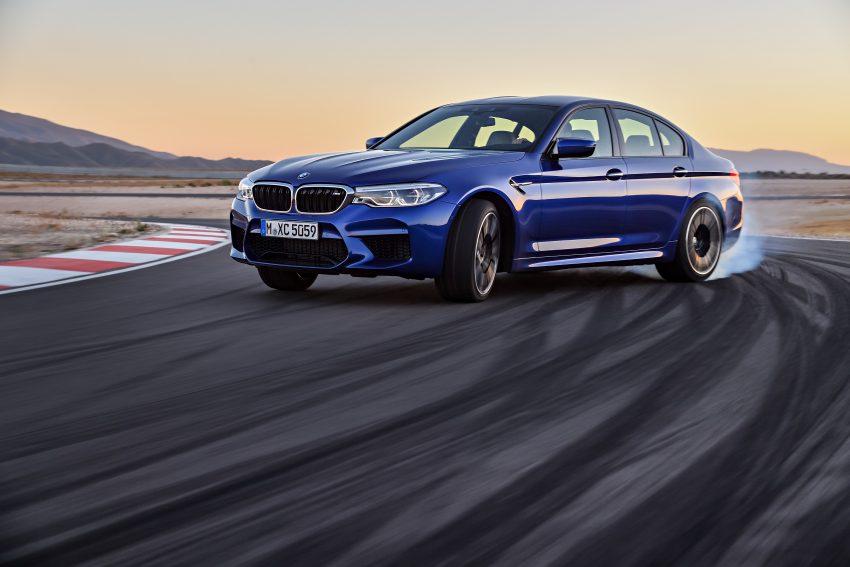 历来最强!F90 BMW M5 正式发表!600 Hp,750 Nm! Image #39900