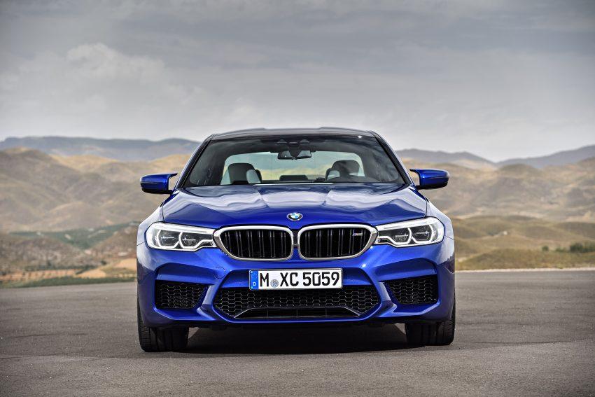 历来最强!F90 BMW M5 正式发表!600 Hp,750 Nm! Image #39908
