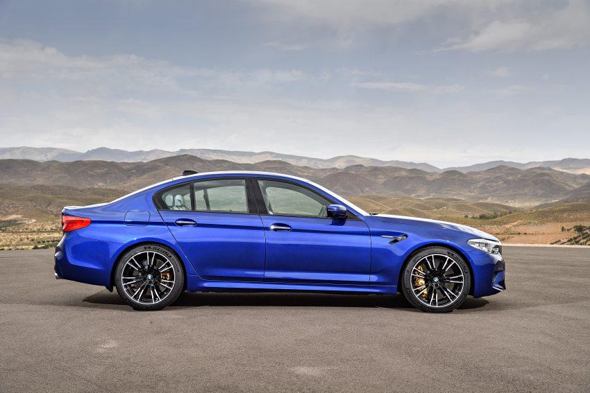 历来最强!F90 BMW M5 正式发表!600 Hp,750 Nm! Image #39910