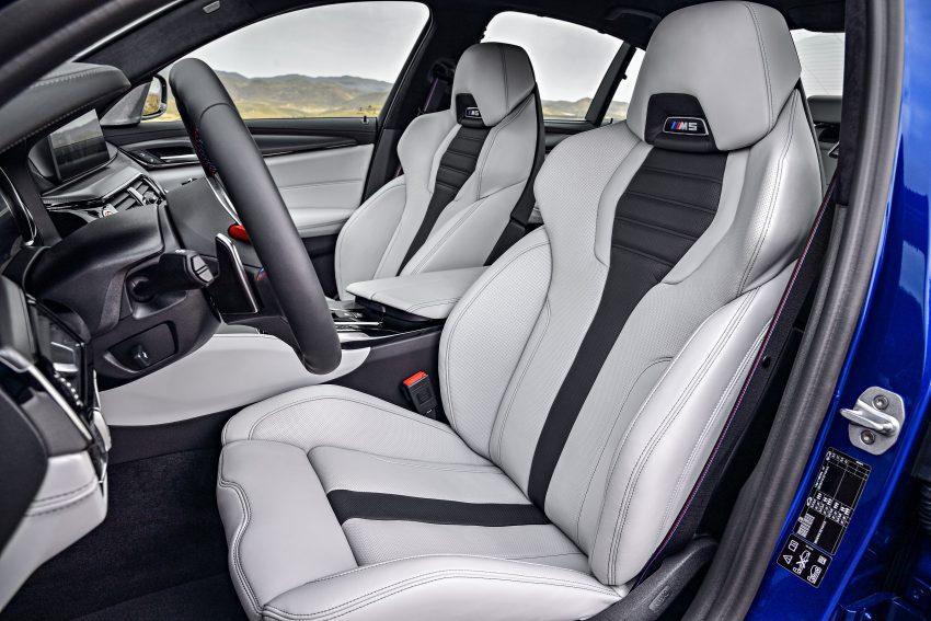 历来最强!F90 BMW M5 正式发表!600 Hp,750 Nm! Image #39920