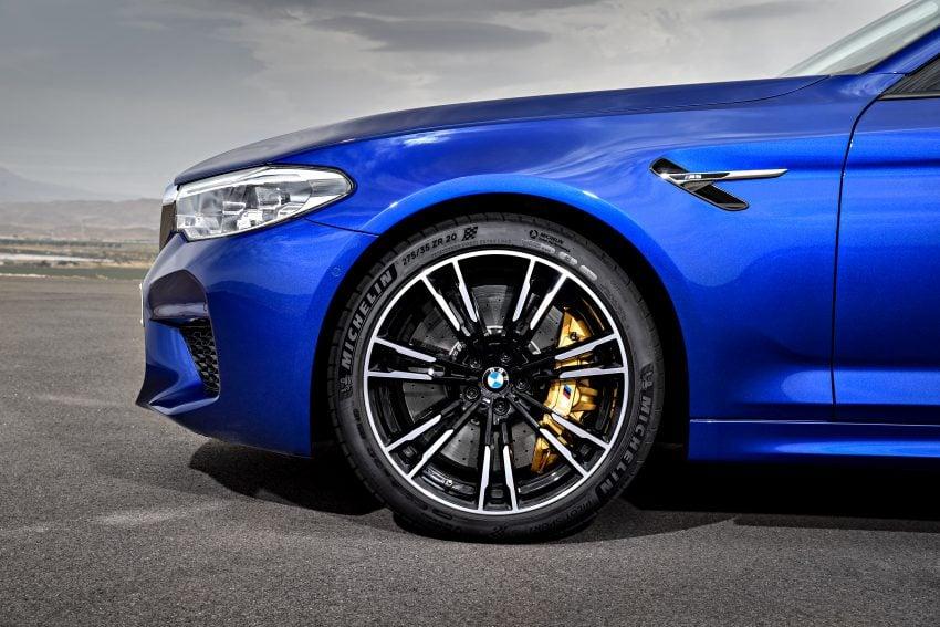 历来最强!F90 BMW M5 正式发表!600 Hp,750 Nm! Image #39924