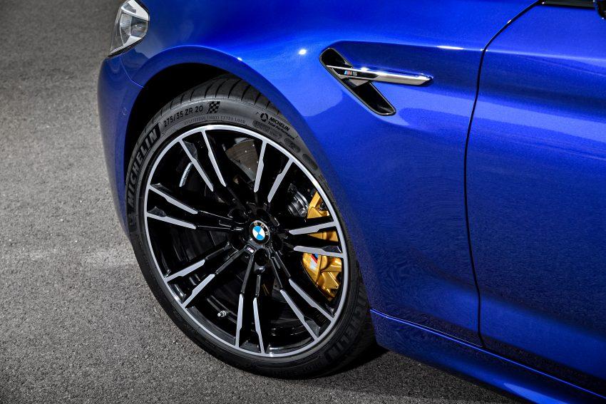 历来最强!F90 BMW M5 正式发表!600 Hp,750 Nm! Image #39925