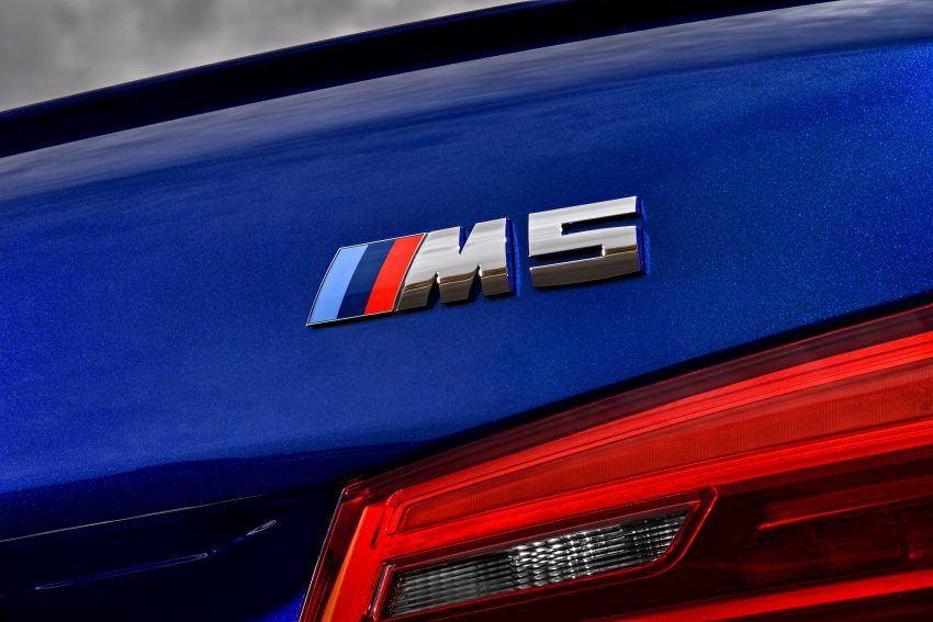 历来最强!F90 BMW M5 正式发表!600 Hp,750 Nm! Image #39927