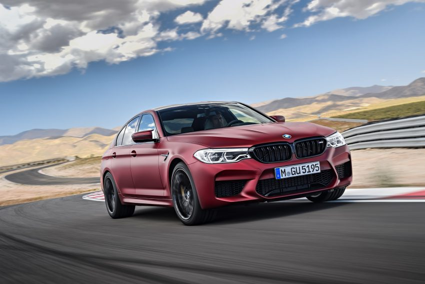 历来最强!F90 BMW M5 正式发表!600 Hp,750 Nm! Image #39931