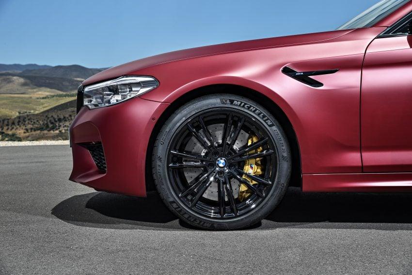 历来最强!F90 BMW M5 正式发表!600 Hp,750 Nm! Image #39940