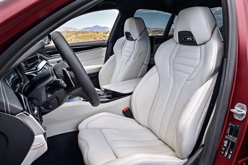 历来最强!F90 BMW M5 正式发表!600 Hp,750 Nm! Image #39949
