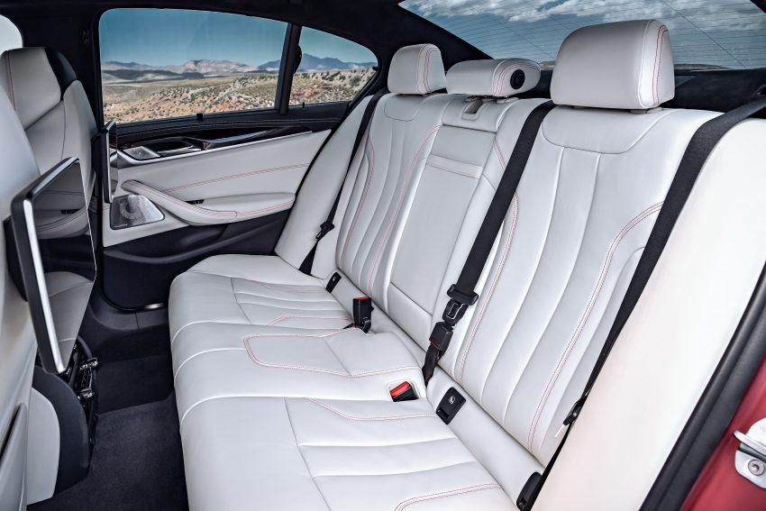 历来最强!F90 BMW M5 正式发表!600 Hp,750 Nm! Image #39952