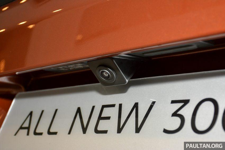 欧洲年度风云车, 2017 Peugeot 3008 亮相展销厅, 1.6升涡轮引擎, 165匹马力, 两个等级可选, 售价从RM 143K起。 Image #38877