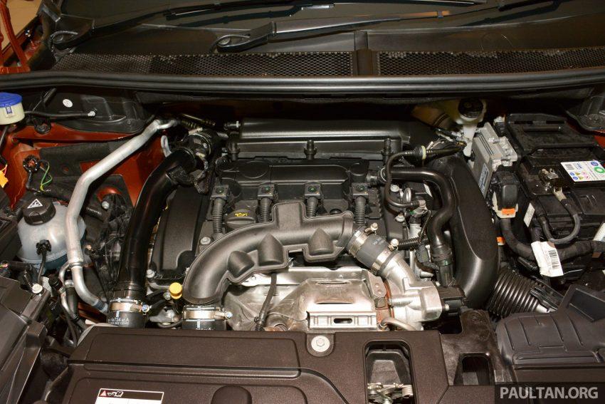 欧洲年度风云车, 2017 Peugeot 3008 亮相展销厅, 1.6升涡轮引擎, 165匹马力, 两个等级可选, 售价从RM 143K起。 Image #38885