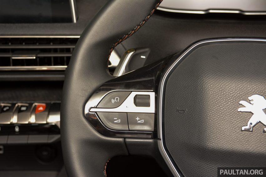 欧洲年度风云车, 2017 Peugeot 3008 亮相展销厅, 1.6升涡轮引擎, 165匹马力, 两个等级可选, 售价从RM 143K起。 Image #38894
