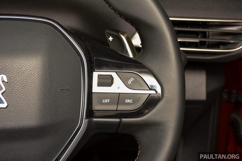 欧洲年度风云车, 2017 Peugeot 3008 亮相展销厅, 1.6升涡轮引擎, 165匹马力, 两个等级可选, 售价从RM 143K起。 Image #38895