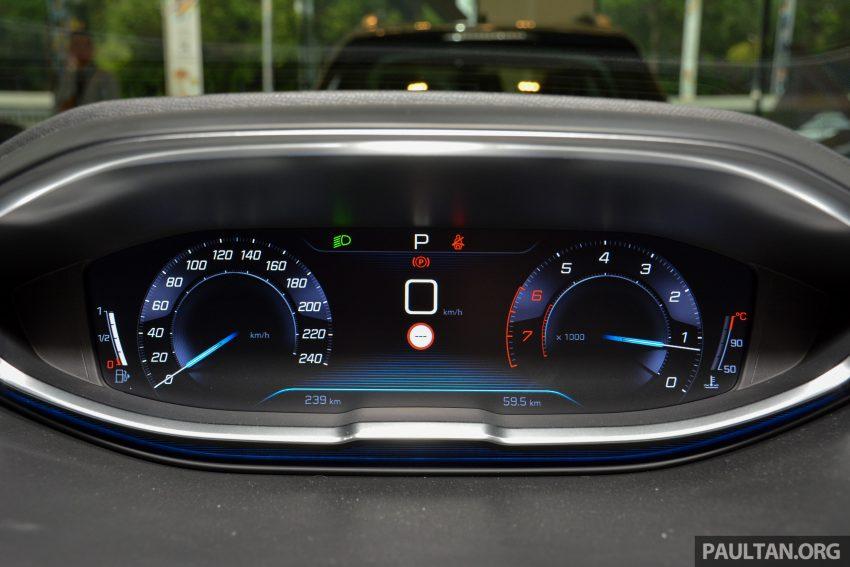欧洲年度风云车, 2017 Peugeot 3008 亮相展销厅, 1.6升涡轮引擎, 165匹马力, 两个等级可选, 售价从RM 143K起。 Image #38904