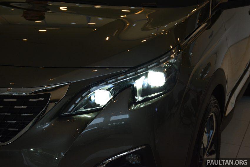 欧洲年度风云车, 2017 Peugeot 3008 亮相展销厅, 1.6升涡轮引擎, 165匹马力, 两个等级可选, 售价从RM 143K起。 Image #38824