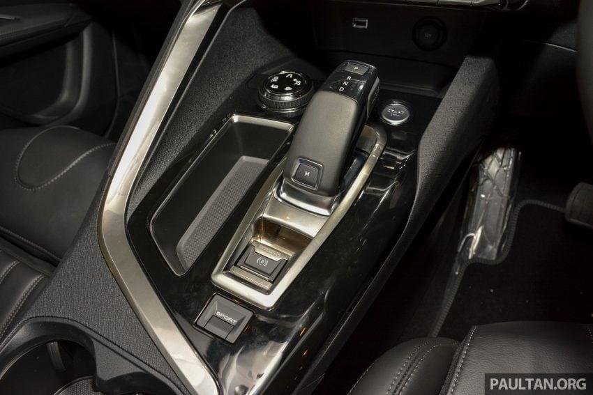 欧洲年度风云车, 2017 Peugeot 3008 亮相展销厅, 1.6升涡轮引擎, 165匹马力, 两个等级可选, 售价从RM 143K起。 Image #38848