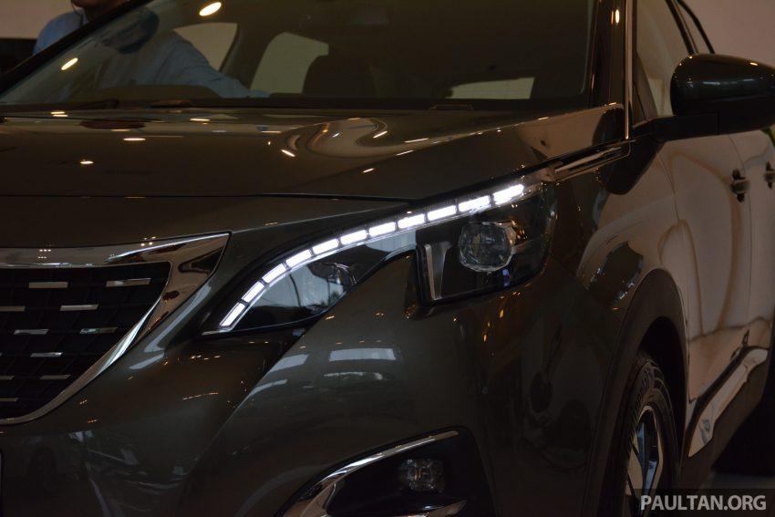 欧洲年度风云车, 2017 Peugeot 3008 亮相展销厅, 1.6升涡轮引擎, 165匹马力, 两个等级可选, 售价从RM 143K起。 Image #38823
