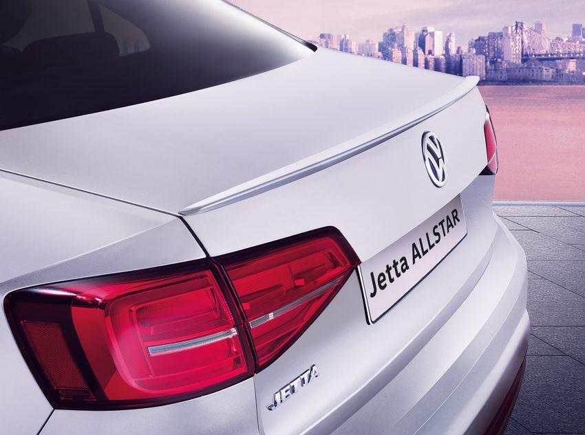 Volkswagen Jetta Allstar 特仕款正式发布, 售RM 109K。 Image #38956
