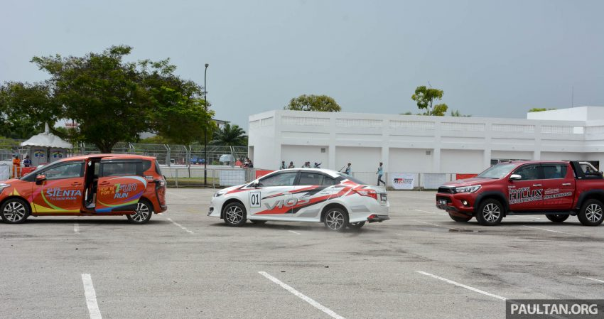 Toyota Gazoo Racing Festival Batu Kawan体育馆引爆! Image #39093