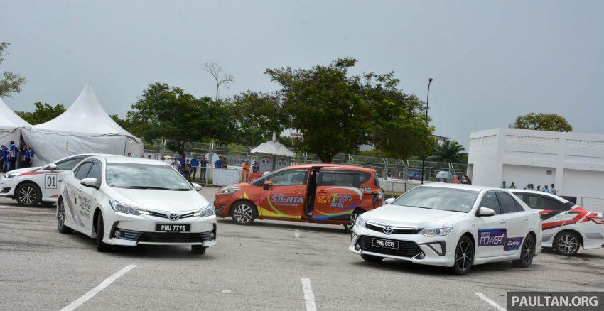 Toyota Gazoo Racing Festival Batu Kawan体育馆引爆! Image #39094