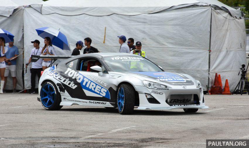 Toyota Gazoo Racing Festival Batu Kawan体育馆引爆! Image #39096