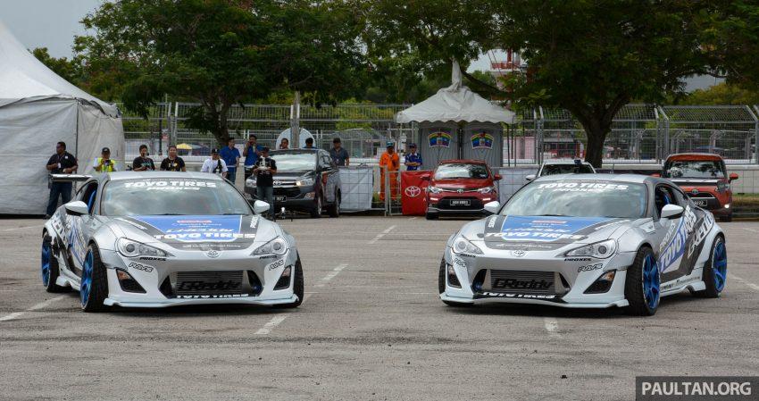 Toyota Gazoo Racing Festival Batu Kawan体育馆引爆! Image #39097