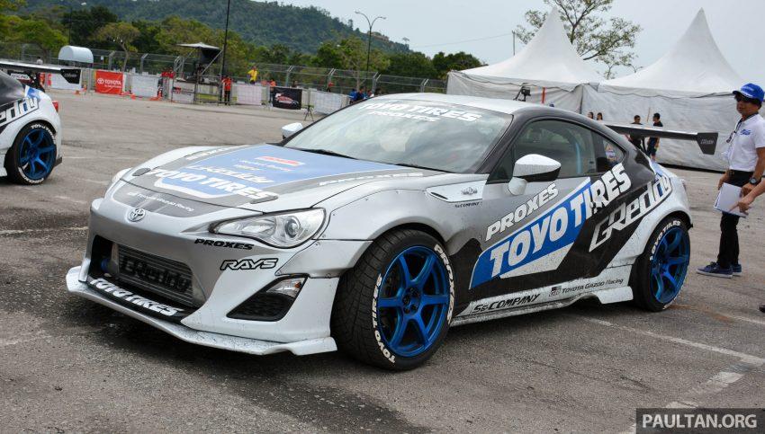 Toyota Gazoo Racing Festival Batu Kawan体育馆引爆! Image #39099
