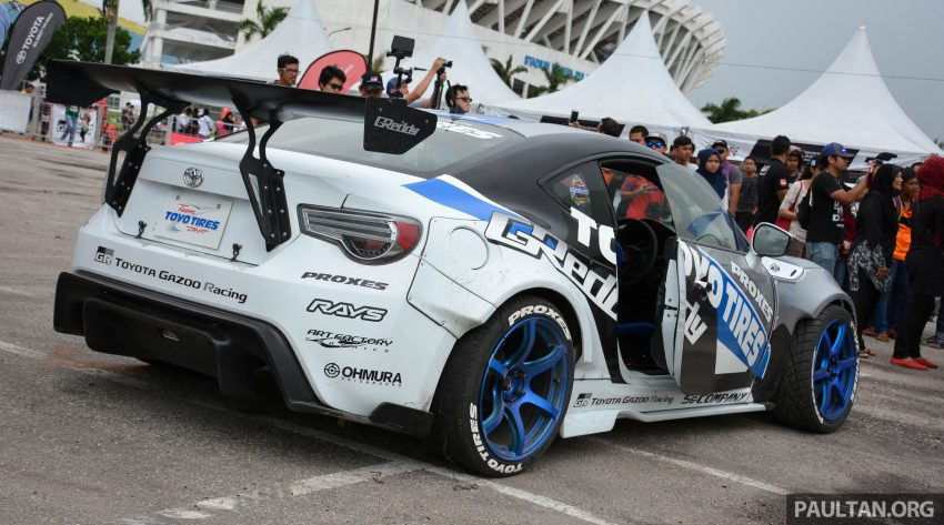 Toyota Gazoo Racing Festival Batu Kawan体育馆引爆! Image #39101