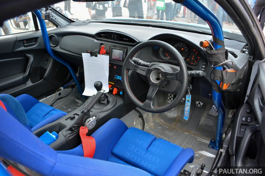 Toyota Gazoo Racing Festival Batu Kawan体育馆引爆! Image #39102