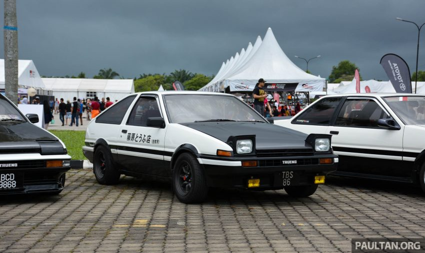 Toyota Gazoo Racing Festival Batu Kawan体育馆引爆! Image #39104