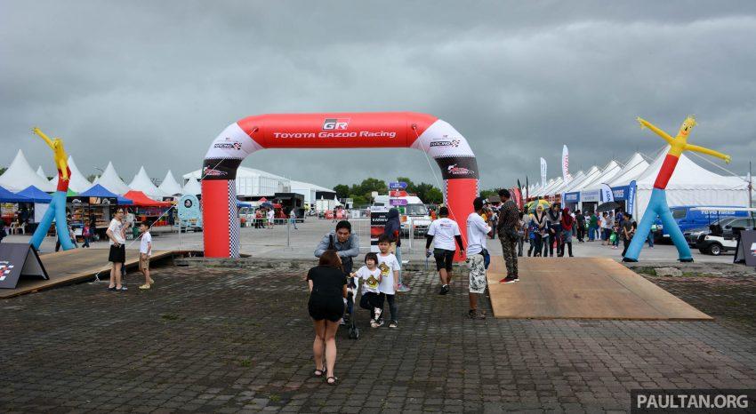 Toyota Gazoo Racing Festival Batu Kawan体育馆引爆! Image #39105