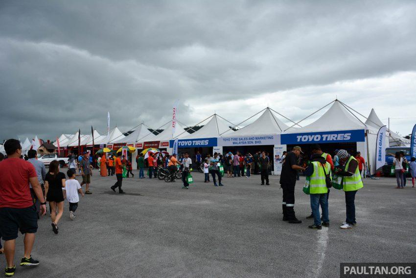 Toyota Gazoo Racing Festival Batu Kawan体育馆引爆! Image #39106