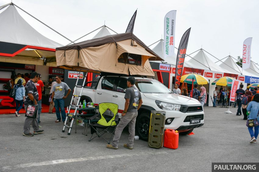 Toyota Gazoo Racing Festival Batu Kawan体育馆引爆! Image #39111