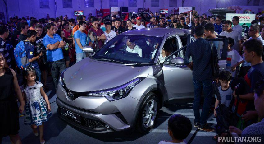 Toyota Gazoo Racing Festival Batu Kawan体育馆引爆! Image #39112