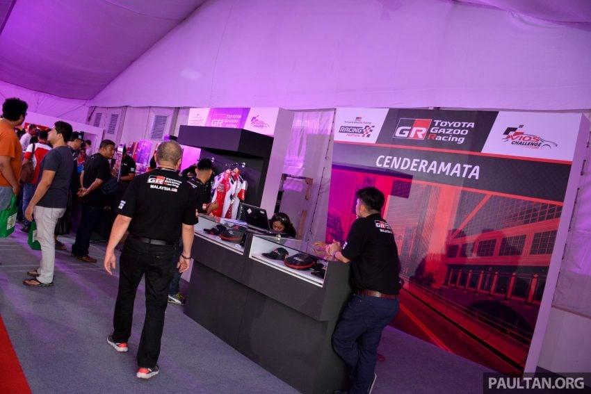Toyota Gazoo Racing Festival Batu Kawan体育馆引爆! Image #39114
