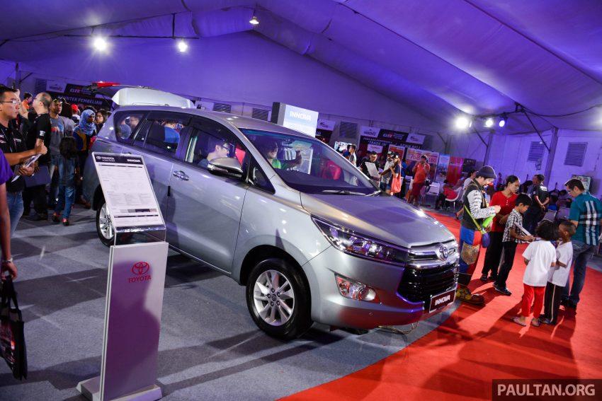 Toyota Gazoo Racing Festival Batu Kawan体育馆引爆! Image #39116