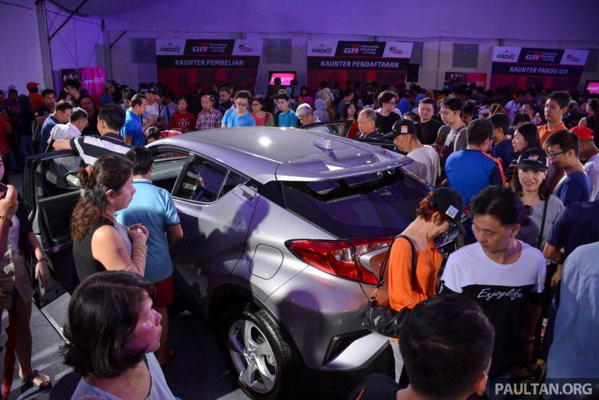 Toyota Gazoo Racing Festival Batu Kawan体育馆引爆! Image #39117