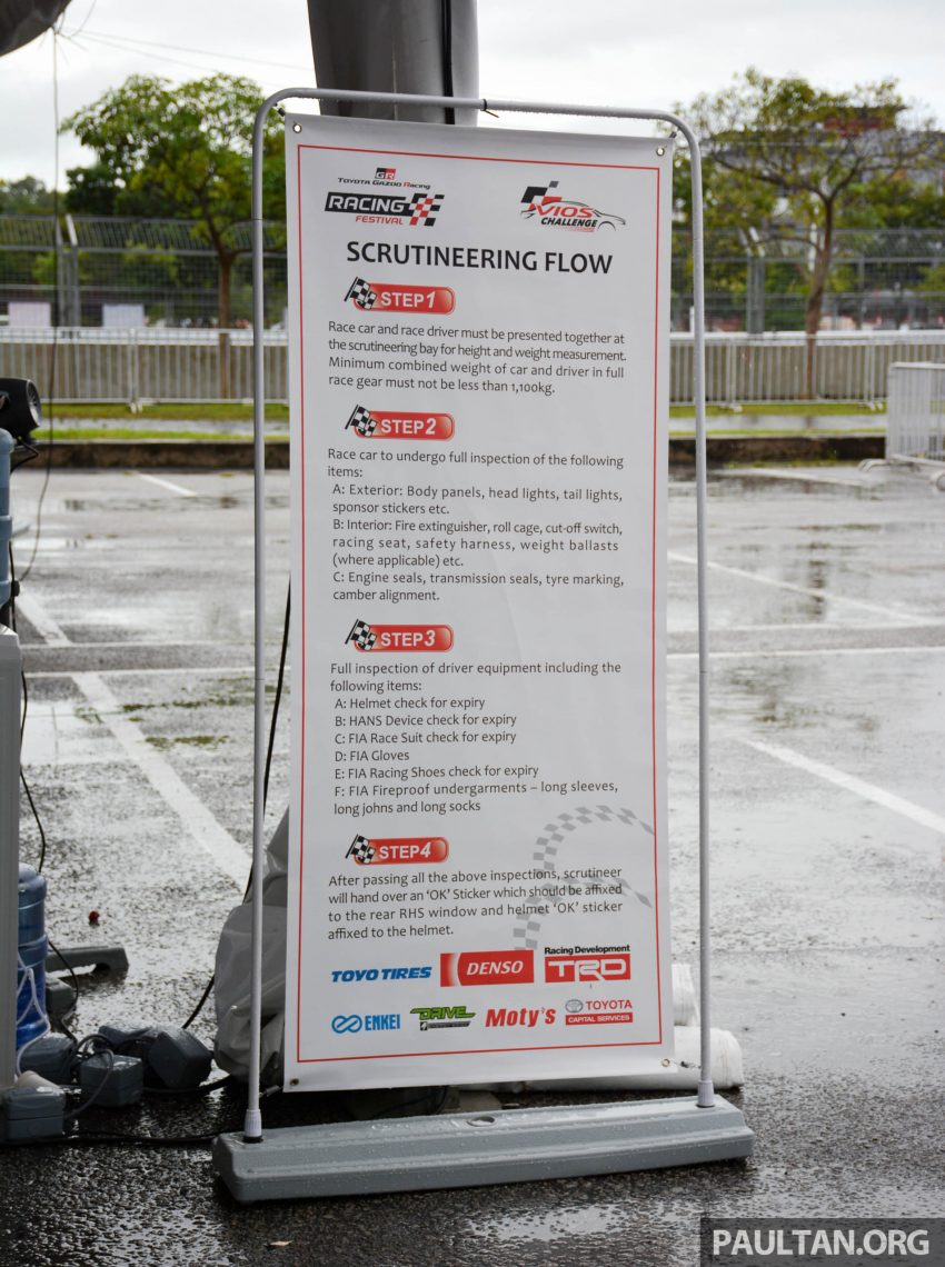 Toyota Gazoo Racing Festival Batu Kawan体育馆引爆! Image #39118