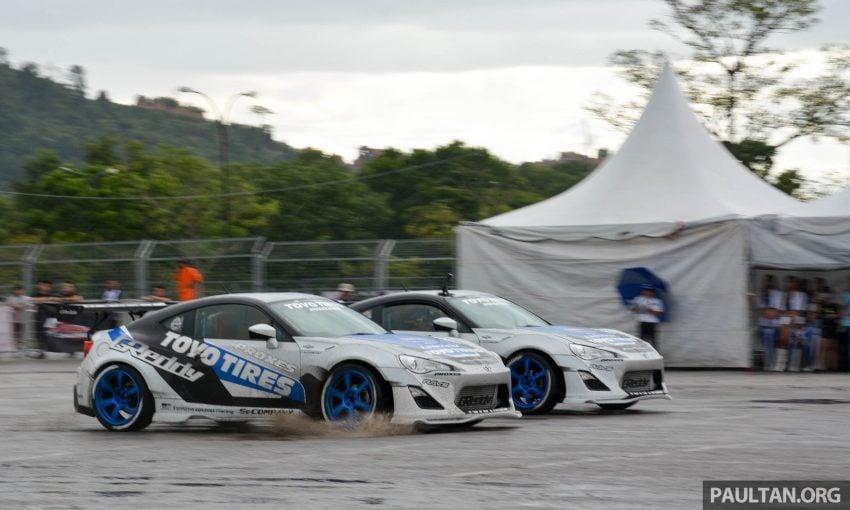 Toyota Gazoo Racing Festival Batu Kawan体育馆引爆! Image #39133