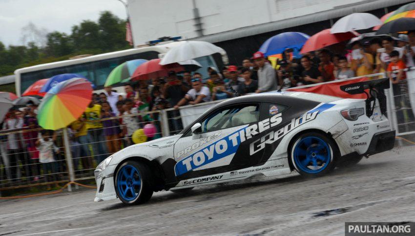 Toyota Gazoo Racing Festival Batu Kawan体育馆引爆! Image #39136